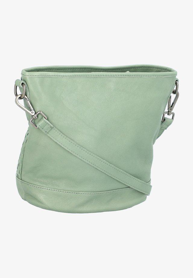 SUNRISE - Across body bag - sea green