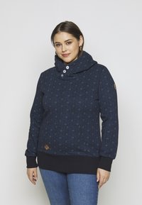 Ragwear Plus - CHELSEA - Sweatshirt - navy - 0