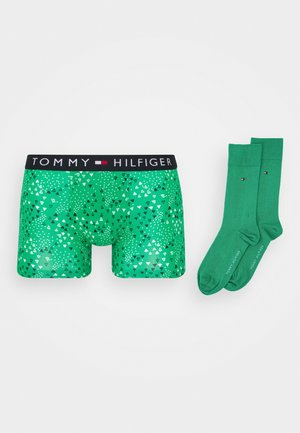 TRUNK SOCK SET - Pants - green
