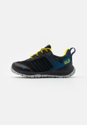 CASCADE TEXAPORE LOW UNISEX - Hiking shoes - dark blue/phantom