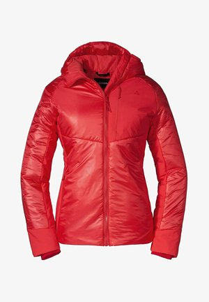 BOVAL - Winter jacket - red