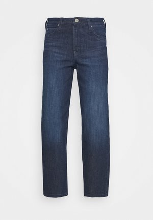 WIDE LEG - Relaxed fit jeans - clean westwater