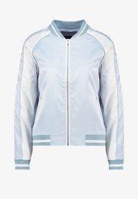 Urban Classics - Bomber Jacket - babyblue/white - 5