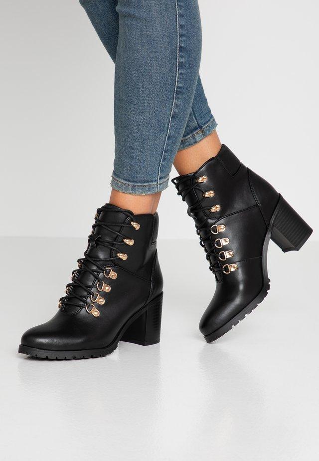 Ankle boots - noir