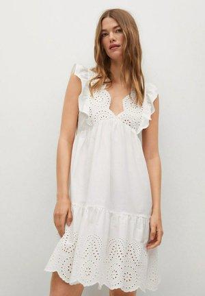 ANGELO - Sukienka letnia - hvit