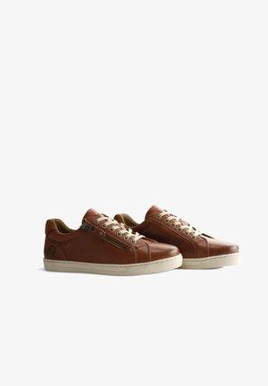 Roanne  - Sneakers laag - cognac
