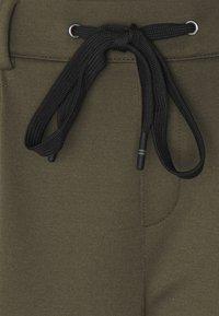 edc by Esprit - Tracksuit bottoms - khaki green - 2
