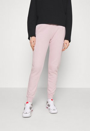 Tracksuit bottoms - champagne/white