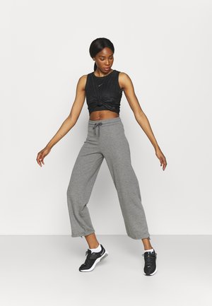 ONPARETHA JAZZ  - Trainingsbroek - medium grey melange/dark grey