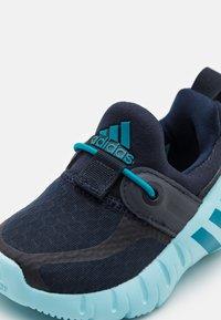 adidas Performance - RAPIDAZEN UNISEX - Sports shoes - legend ink/active teal/hazy sky - 5