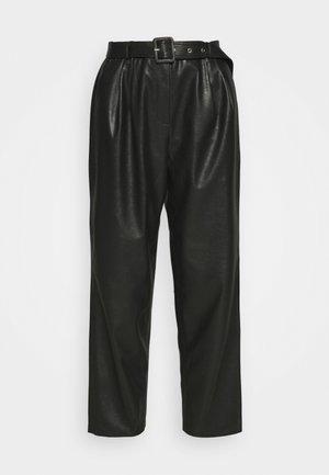 HAIM - Trousers - black
