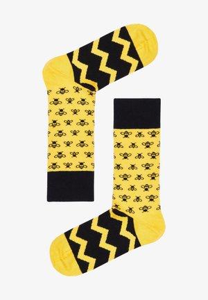 Socks - yellow