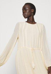 Vanessa Bruno - REBECCA - Day dress - beige - 5