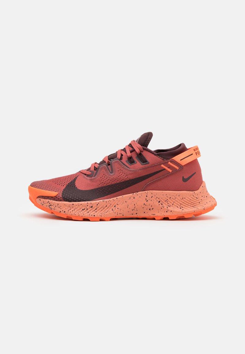 Nike Performance - PEGASUS TRAIL 2 - Trail running shoes - canyon rust/mahogany/smokey mauve