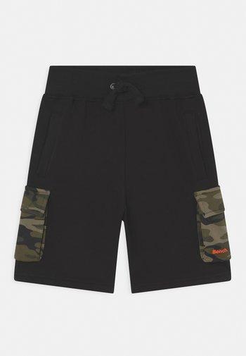 HARLAN - Shorts - jet black