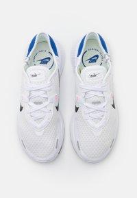 Nike Sportswear - REPOSTO - Sneakers - white/black/flash crimson/game royal/light smoke grey - 3