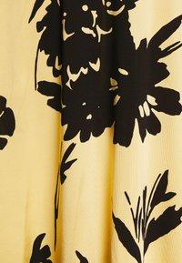 Samsøe Samsøe - FRITTA DRESS - Vestito lungo - yellow - 6