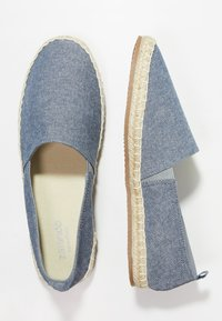 Zalando Essentials - Espadrilles - blue - 1