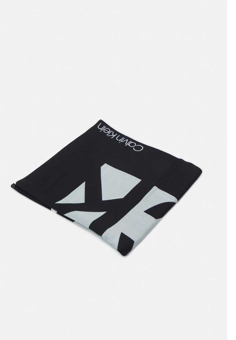Calvin Klein - SCARF - Skjerf - black