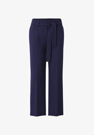 HAMRA-601 40213 STRETCHHOSE - Trousers - dunkelblau
