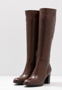 Lamica - ELMO - Vysoká obuv - feet castagno - 4