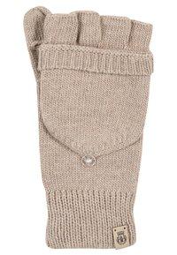 Roeckl - Fingerless gloves - beige - 1