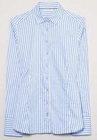 Eterna - MODERN CLASSIC - Overhemdblouse - hellblau/weiß - 4