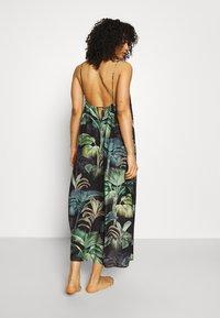 JETS Australia - EVOKE MAXI DRESS - Strandaccessories - green palm - 2