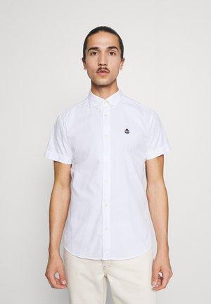 PINPOINT ORGANIC - Camicia - white
