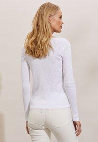 Odd Molly - NINA - Long sleeved top - light chalk - 1