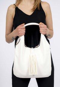 Emily & Noah - Tote bag - white - 0