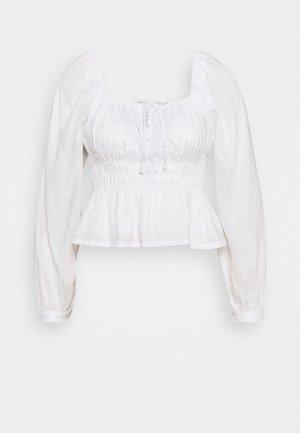 BELLANO  - Camicetta - plain white