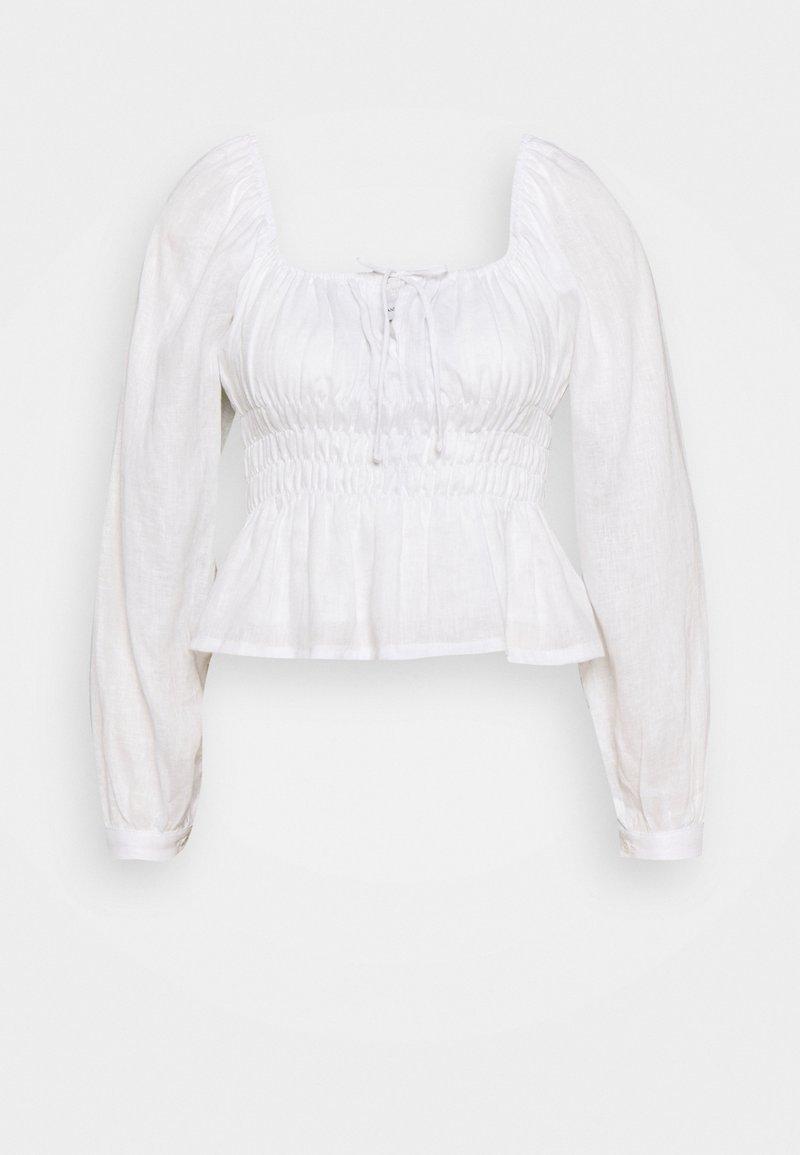 Faithfull the brand - BELLANO  - Blůza - plain white