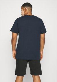 Shine Original - PHOTO TEE - Print T-shirt - dark blue - 2