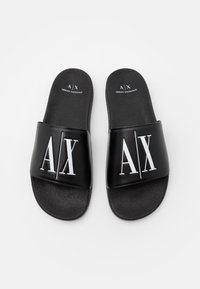 Armani Exchange - Pantofle - black - 3