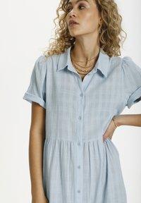 Denim Hunter - Maxi dress - cashmere blue - 3