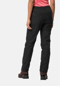 Jack Wolfskin - PARANA - Outdoor trousers - black - 1