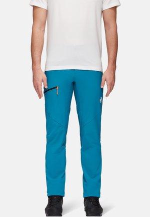 COURMAYEUR - Outdoor trousers - sapphire