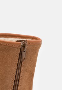 Friboo - LEATHER - Boots - cognac - 5