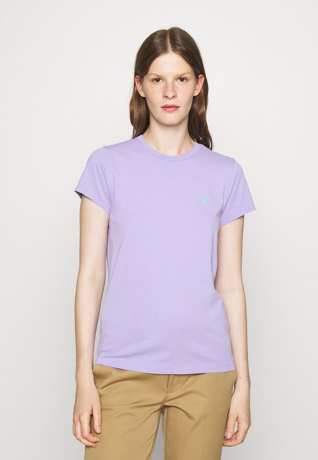 TEE SHORT SLEEVE - Basic T-shirt - cruise lavendar