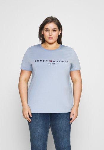 TEE  - Print T-shirt - breezy blue