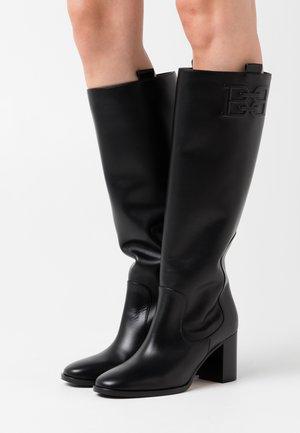 DONNY - Boots - black