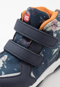 Pax - UNISEX - Hiking shoes - navy/multicolor - 2