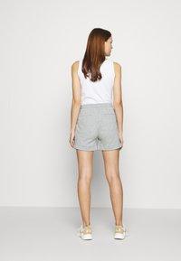 esmé studios - MILLE - Shorts - grey melange - 2