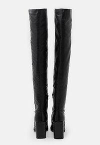 ASRA - KAT - Kotníková obuv na vysokém podpatku - black - 3