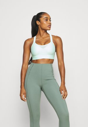 INFINITY HIGH BRA - High support sports bra - mint