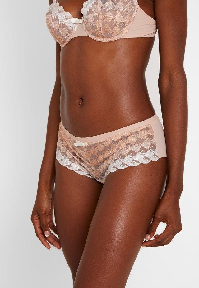 JEUX DE DAMES BOYSHORT - Shorty - nude