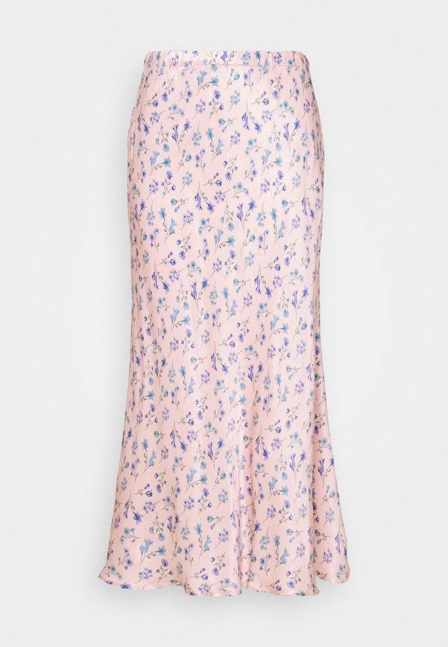 LUNA SKIRT - A-snit nederdel/ A-formede nederdele - pink