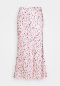 LUNA SKIRT - Áčková sukně - pink