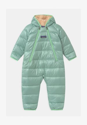 INFANT BUNTING UNISEX - Snowsuit - gypsum green